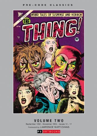 Pre-Code Classics Collected Works - The Thing (Vol 2)